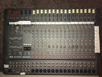 Used dynacord PA system and peavey speakers