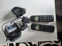 Binatone twin phone