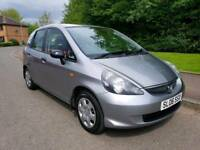 2006 HONDA JAZZ 1.3 5 DOOR * LOW MILEAGE * SERVICE HISTORY *