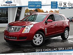 2013 Cadillac SRX **LUXURY COLLECTION*AWD*CUIR*TOIT*NAVI*CAMERA*