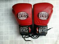 Cleto reyes Hybrid Boxing gloves size M 14oz or 16oz Sparring Pad work