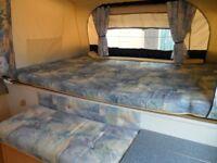 Pennine Countryman 2001 Folding camper/trailer tent