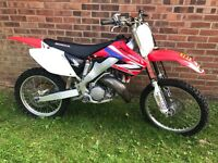 Honda CR 125 R Motocross Bike KX Off Road YZ Great condition KTM Bargain