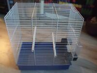 """""""""""COOL"""""""" LARGE IMAC BIRD/PET CAGE + FEEDERS DUNDEE/DELIVER """"""""COOL"""""""""""