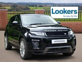 Land Rover Range Rover Evoque TD4 HSE DYNAMIC LUX (black) 2015-12-30