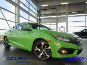 2016 Honda Civic Coupe TOURING TURBO