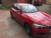 Bmw 1 series 118i very cheap.