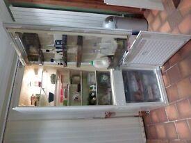 Integrated Fridge freezer.