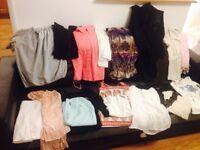 Monsoon, H&M, adidas, Vero Moda, Vila, Zara, Cotton Club Women's clothes (17 items)