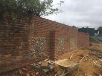 Specialist brickwork projects exterior and interior. Pubs, BBQS, Walls and Extensions.