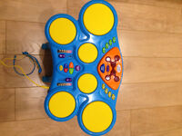 Toddler drum set with music sound effects