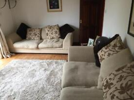 2 x 3 seater Barker and Stonehouse sofas.