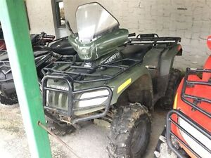 2006 arctic cat 4X4-500 TRADES WELCOME