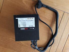 Power Supply Corsair AX860