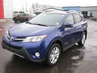 2014 Toyota RAV4 Limited | Bluetooth | Leather