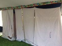 Cabanon Rotonde 6 person tent