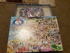 Jigsaw 1000 piece