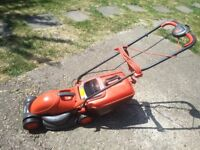 Flymo visimo lawn mower excellent condition only used a couple of times £35.00 no offers.