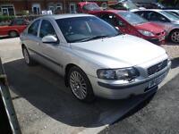 VOLVO S60 2.4 D5 SE (silver) 2003
