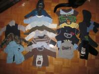Mega Lot  Garcon Boy NB-2T