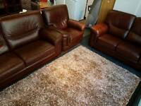 Bardi leather suite 3+2+1