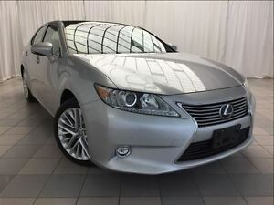 2014 Lexus ES 350 Technology Package: 1 Owner, Low Mileage.
