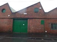 light industrial/workshop/storage unit for rent, three phase electricity 895sq.ft