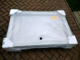 Coram shower tray 1200 x 800