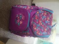 smiggle backpack good condition