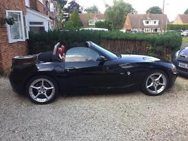 BMW Z4 2004. 12 months MOT. Private Plate