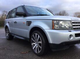 2007 Land Rover Range Rover Sport 3.6 TDV8 HSE