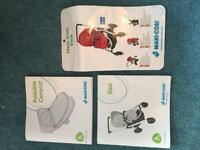 Complete Travel system - Maxi Cosi