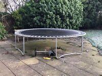 Very good condition trampoline