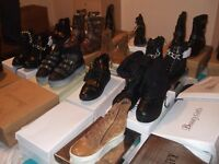 joblot of woman/girls boot/trainers