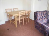A double bedroomed, furnished flat - Redland