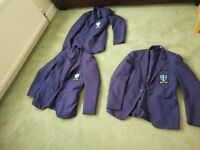 3 Twynham Secondary school boys blazers - Free