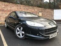 PEUGEOT 407 SE COUPE 1 YEAR MOT FULL SERVICE HISTORY [not mondeo octavia insignia passat]