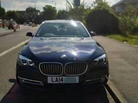 BMW 7 series 740Li fully loaded