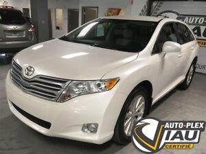 2011 Toyota Venza AWD - CUIR - BAS KM