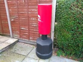 Wavemaster punch bag. Can be filled with water or sand. Used but good condition.