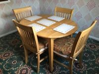 Dining Suite with Extendable Table