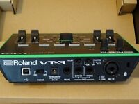 Roland Vt3 Aira series, Voice Transformer/ Effects Pedal. Mint Condition