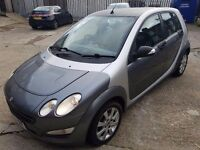 2007 SMART FORFOUR COOL STYLE TURBO 90-SA