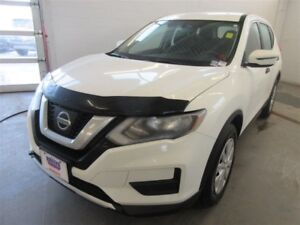 2017 Nissan Rogue S! BACL-UP CAM! BLUETOOTH! HEATED SEATS!