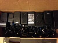 HP printers power supply, job lot of 50