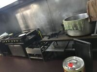 Fully Working Catering Kichen For Sale