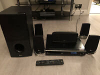 LG HB806SH Home Cinema Surround Sound System With 3D Blu Ray Player