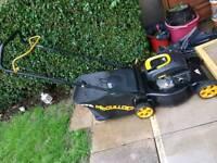 Mcculltch M40-110 petrol mower