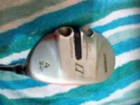 Jack Nicklaus q4 adjustable 4 hybrid