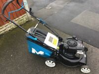Macallister Petrol Lawnmower Self Propelled Fully Serviced Great Mower Good Condition